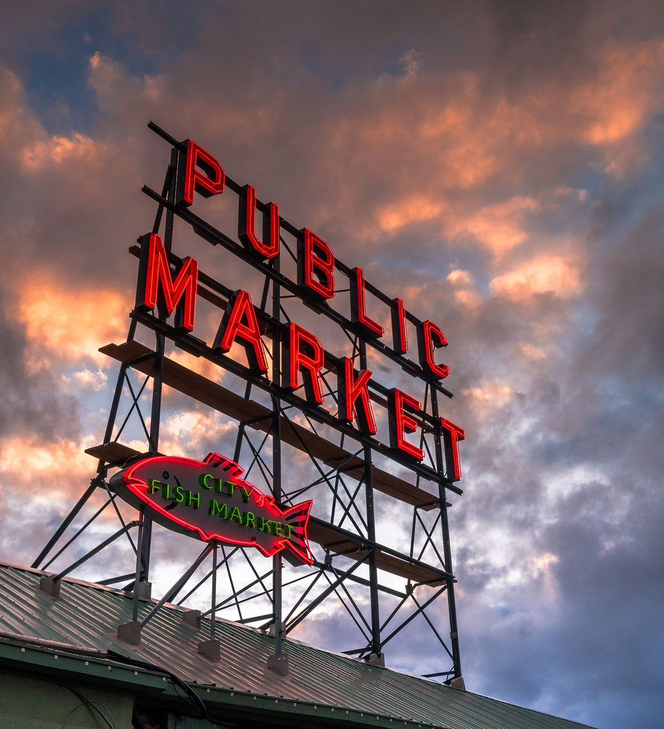 Scion Staffing Seattle Temp Agency Seattle image of Public Market and Work